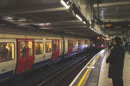 Tower Hill Street Tube, Tube Station, London Tube