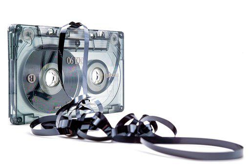 Mess, Confusion, Cassette, Music Cassette, Audio, Music