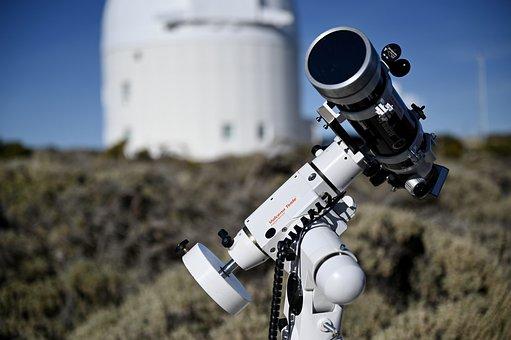 Telescope, Solar Telescope, Observatory