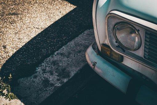 Car, Vintage, Auto, Retro, Vehicle, Oldtimer, Old