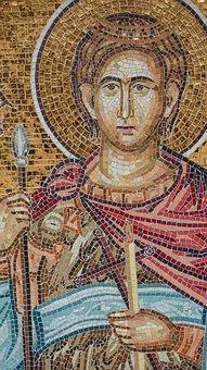 Religion, Cyprus, Mosaic, Fresco, Christianity, Vera