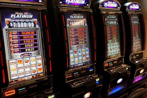 Casino, Slot Machines, Gambling, Gamble