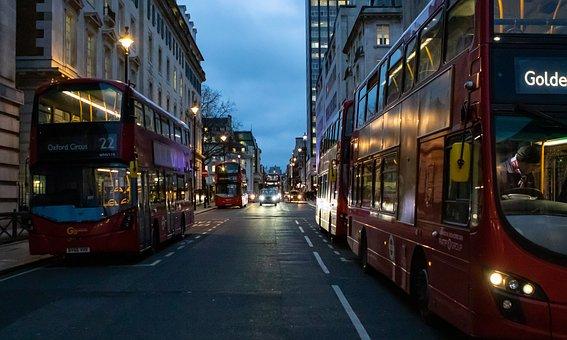 London Bus, London Taxi, Tfl, Transport, London, Taxi