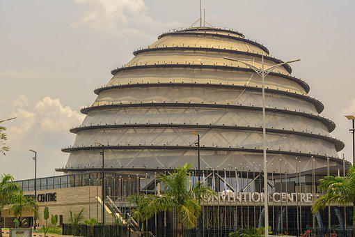 Kigali, Rwanda, Africa, Third World, Convention Centre