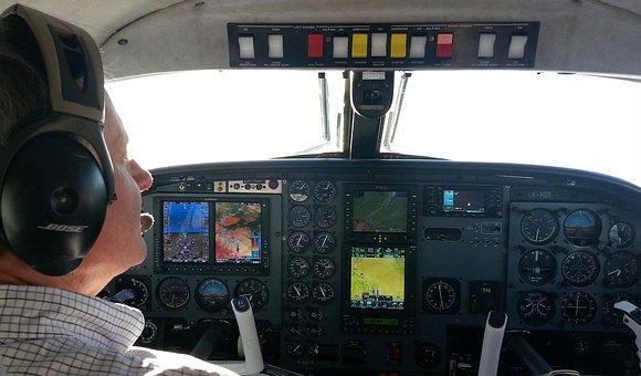Cheyenne, Piper, Aircraft, Turboprop, Pilot, Air