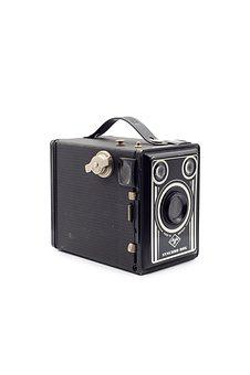 Camera, Analogue, 120, Vintage, Old