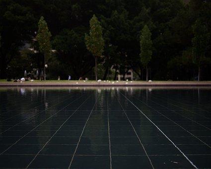 Anzac, Reflection, Australia, Landmark, Water, Park