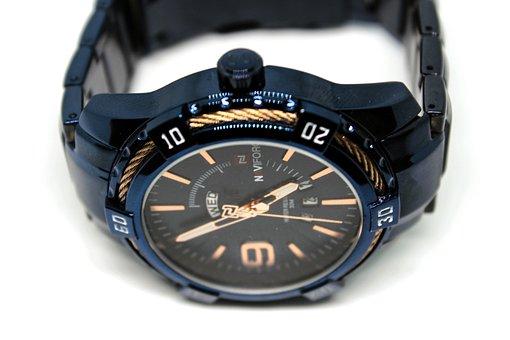 Wristwatch, Watch, Fashion, Clock, Time