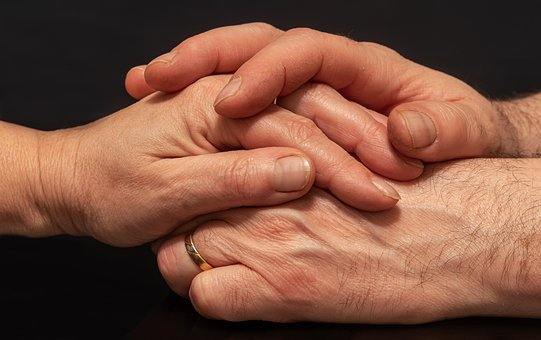 Hands, Connectedness, Community, Together, Trust, Love