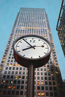 Swiss, Clock, Canon, Eos, Rp, London