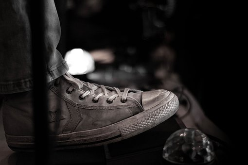 Shoe, Musician, Shoes, Concert, Feet