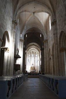 Church, Gyulafehérvár, Christian, Gothic, Medieval