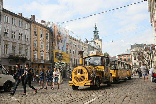 Lviv, Town, Ukraine, City, Historical, Travel, Culture