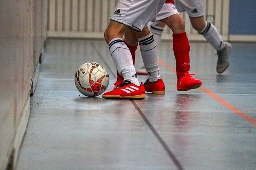 Indoor Soccer, Football, Indoor Tournament, Gym