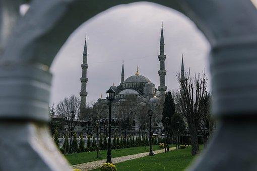 Sultanahmet, Istanbul, Turkey, Turkçe, Ayasofia, Cami