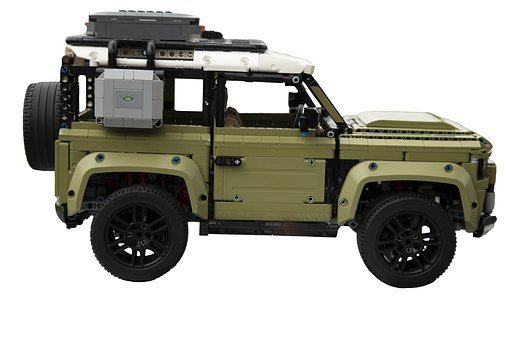 Car, Land Rover, Defender, Jeep, Adventure, 4wd