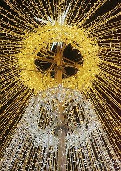 Decor, Ornaments, Light, Lights, The Circular