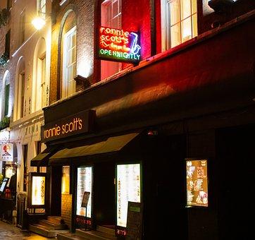 Ronnie Scotts, Jazz, London, Soho, Live