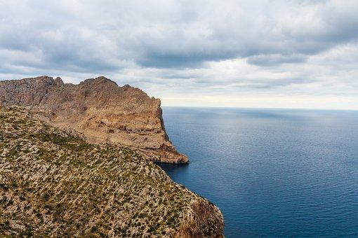 Mallorca, Winter, Vacations, Tourist