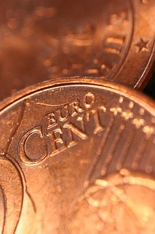 Cent, Euro, Money, Finance, Save, Coins