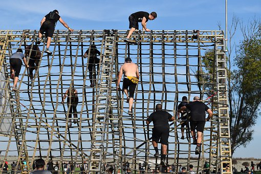 Spartan, Fitness, Challenge, Competition, Race