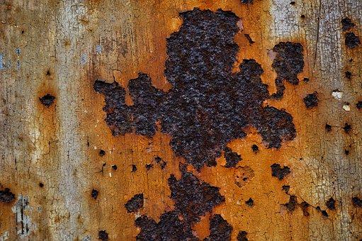 Texture, Metal, Painting, Rust, Rusty, Steel