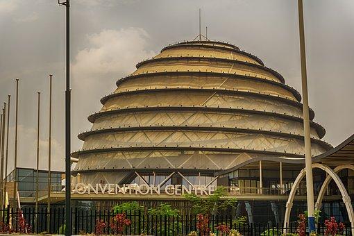 Kigali, Rwanda, Africa, Convention Centre, Culture