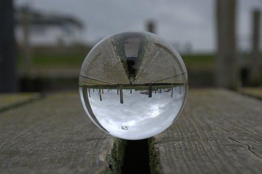 Glass Ball, Spherical Photography