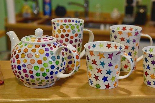 Tee, Pot, Drink, Ceramic, Well Being, Tea Ceremony