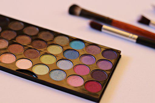 Eye, The Color Palette Eye Shadow, Cosmetic