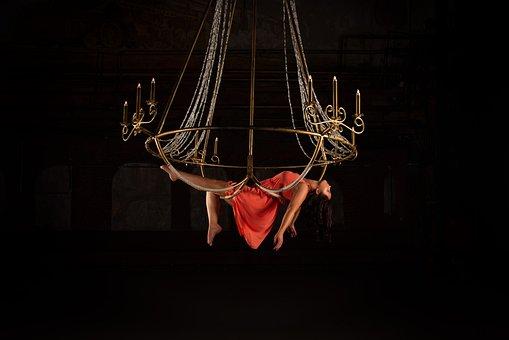 Acrobatics, Aerial Acrobatics, Circus, Air