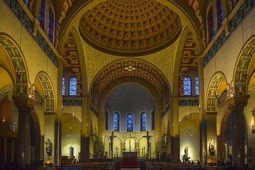 Architecture, Church, Religion, Building