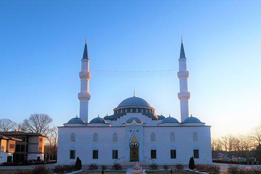Cami, Minaret, Religion, Islam, Architecture, Travel
