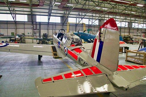 Maintenance, Aviation, Repairs, Military