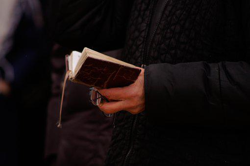 Book, Hands, Bible, Books, Reading