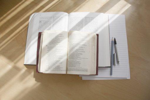 Bible, Study, Christianity, Religion, Education