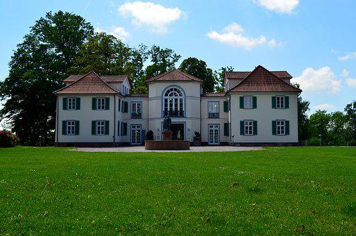 Kassel, Castle Schönfeld, Building, Places Of Interest