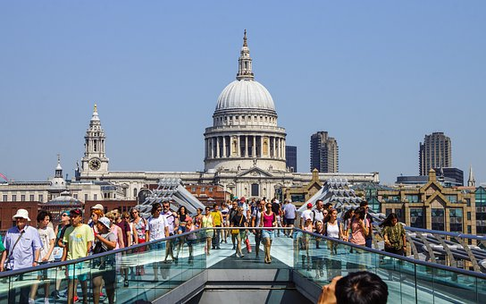 London, St Paul's, Cathedral, Architecture, England