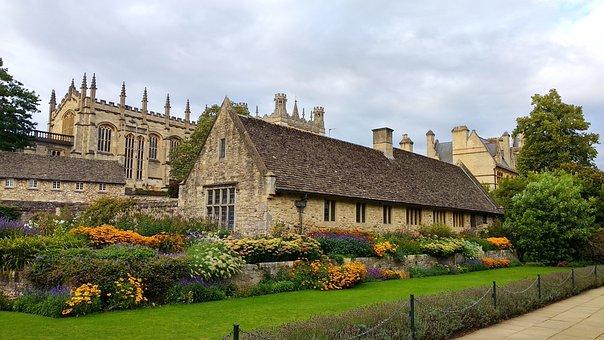 Oxford, Building, Architecture, Historic