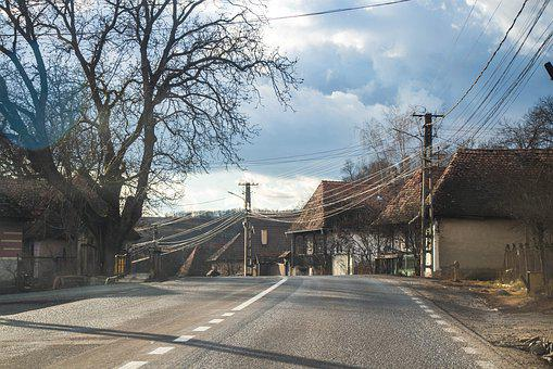 Village Life, Traditional House, Village, House, Old