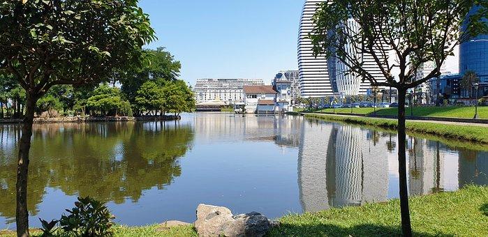Batumi, Georgia, City, Summer, Travel, Landscape, Sun