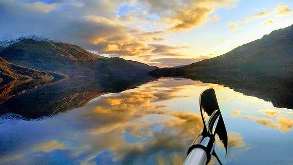 Loch, Lake, Scotland, Landscape, Water