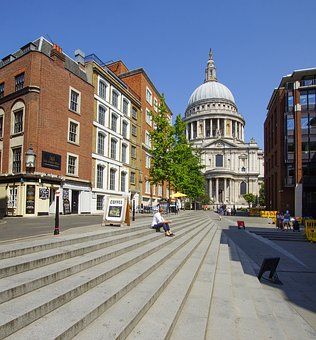 London, St Paul'S, Cathedral