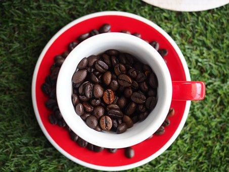 Coffee Bean, Caffeine, Coffee, Roasted