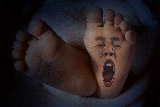 Feet, Sleep, Tired, Yawn, Ten, Bed, Funny, Fun