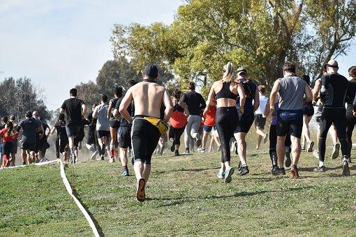 Spartan, Teamwork, Runners, Fitness, Challenge