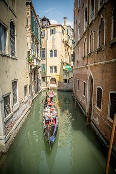 Venice, Italy, Architecture, Water, City