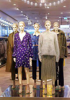 Dummies, Women, Clothes, Display