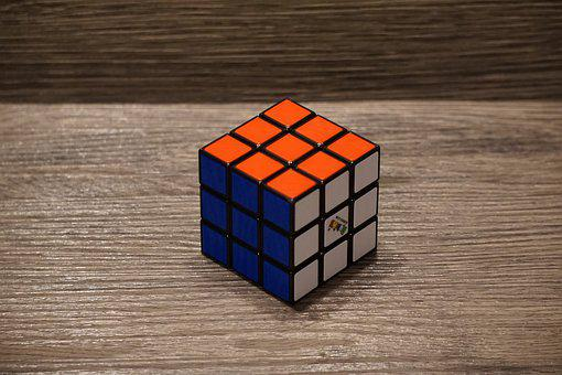 Magic Cube, Cube, Patience, Pastime, Concentration
