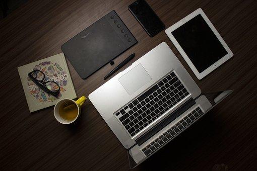 Studio, Design, Coffee, X-pen, Apple, Macbook, Ipad